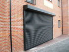 ELECTRIC SHOP INDUSTRIAL STEEL SECURITY ROLLER SHUTTER - All sizes available!