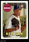 2018 Topps Heritage #478 Eduardo Rodriguez Red Sox NM MT