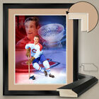 "32W""x40H"": JEAN BELIVEAU - MONTREAL CANADIENS HABS - DOUBLE MATTE, GLASS $249.0 USD on eBay"