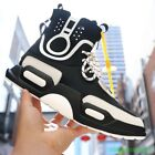 Boys/Girls Fashion Korea Hip-Hop Breathable Match Colors Shoes HighTop Torre ins