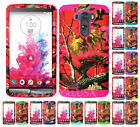 For LG G3 - KoolKase Hybrid Impact Silicone Cover Case - Camo Mossy Pink