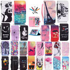Hot Pattern Magnetic Leather Wallet Case Stand Flip Cover For Apple Iphone Phone