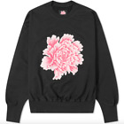 Y-3 x James Harden Crew Sweatshirt in Black DN8815 New With Tags Free Shipping