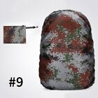 Waterproof Backpack Cover Outdoor Camping Rucksack Dust Rain Proof + Storage Bag