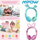 Mpow Headphones Wired Headset Earphone Kids Gift 85dB Volume Limited For Laptops