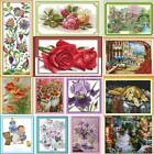 DIY Handmade Needlework Counted Cross Stitch Set Embroidery