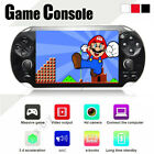 Portable 4.3 Inch 300 Games Built-in Handheld Video Game Console Player 8GB