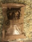 NEW MRE Singles - 2020 Inspection Date - US MILITARY Meals Ready to Eat