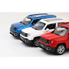 1/32 Jeep Renegade SUV Diecast Alloy Car Model Toys Collecti