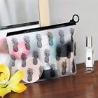 1pc pvc makeup zipper pouch pencil pen