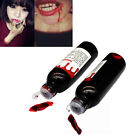 Halloween Realistic Fake Blood Vampire Zombie Makeup Accessory Cosplay Props Hot