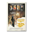 James Bond 007 Classic Movie Silk Poster Canvas Wall Art Print 12x18 24x36 inch $11.39 USD on eBay