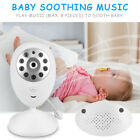 """2.4"""" Video Baby Monitor Night Vision Camera 2 Way Audio System Baby Security Cam"""