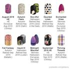 2018 Fall, Halloween & Host designs ~ Jamberry HALF sheets ~ in stock!