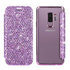 Bling Glitter Wallet Flip Magnetic Leather Case Cover For Sumsung Note 9 8 S9 S8