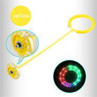 Flash Jumping Ring Educational Skip Ball with Skipping Rope