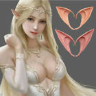 Внешний вид - Latex Fairy Pixie Elf Ears Cosplay Halloween Party Soft Pointed Prosthetic Ear