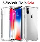 Wholesale Case For iPhone X XS XS Max Crystal Unentangled TPU Shockproof Cover Lot