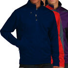 Antigua Men's Discover 1/4-Zip Golf Pullover,  Brand New
