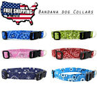 Bandana Pattern High Quality Dog Collars