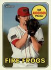 2018 Topps Heritage Minor League You Pick/Choose Cards #1-220 + SP FREE SHIPPING