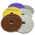 Внешний вид - The Tool Jungle 3 Step Diamond Polishing Pads 4 Inch Granite Quartz  Stone