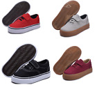 Внешний вид - New Baby Toddler Boy Girl Canvas Shoes Walking Comfort Slip-On Elastic Lace