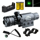 Tactical Green Laser Lazer Beam Dot Sight Scope w/Mount Gun Rifle Pistol HuntingLights & Lasers - 106974