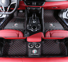 Alfa Romeo-Giulia-Stelvio 2017-2019 Luxury waterproof floor mat