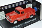 Chevrolet 5100 Stepside Pick Up 1955 Rot 1/43 Motormax Modell Auto mit oder oh..