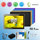 """10.1"""" 16gb Quad-core Tablet  Android 6.0 Bluetooth Wifi Dual Camera W/ Earphone"""