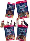 Christmas Xmas Festive Dog Treats Luxury Gourmet Goose - Turkey Reward Dog Treat