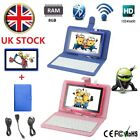 7'' Android 4.4 Kids Tablet Pc Quad Core Wifi Child Laptop With Free Keyboard Uk