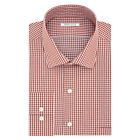 Van Heusen Dress Shirt Mens Big & Tall Flex Collar Long Sleeves Button Front