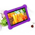 "7"" 8GB Kids Tablet PC Quad Core Wifi 2 Camera Android 4.4 Bundle Case Child Gift"
