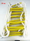 Fire Escape Ladder Folding Emergency Fire Escape Ladder Rescue Rope Ladder