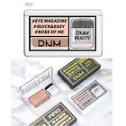 Makeup Eyeshadow Palette Dual Colors Eye Shadow Gift Set Cosmetics Two Tone Kit
