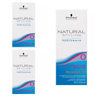 Schwarzkopf Natural Styling Perm Lotion 3 Hair Types 0 1 2 SAMEDAY DISPATCH