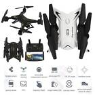 WIFI Camera FPV Foldable Aircraft 2.4G RC Drone Control Helicopter Quadcopter