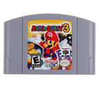 For Nintendo N64 Game Mario Kart 64 Party Video Game Cartridge Card AU Version