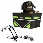 Travelin K9 Pet-Pilot MAX Dog Bicycle Basket Carrier |2019 Model 9 Color Options