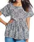Womens Smock Top Simply Be