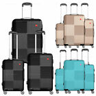 Kyпить 3-Piece Hardside Luggage Set with Spinner Wheels Lightweight 20'' 24'' 28'' на еВаy.соm