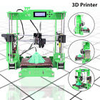 High Precision Reprap 3D Printer Desktop LCD DIY Printing Kit w/ Filament Set