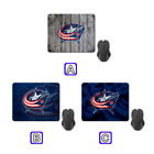 Columbus Blue Jackets Mouse Pad Mat Mice Computer PC Desk Decor $3.99 USD on eBay