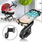 Motorcycle Bicycle Bike MTB Handlebar Phone Holder Baby Stroller Mount Stand US