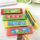 Children's Harmonica 10 Holes Musical Instrument Learning Early Educational Toy