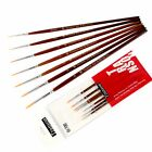 Внешний вид - Artmaster Fine Detail Brush Set 7 Miniature, Art, Hobby, Modelmakers, Warhammer