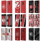 OFFICIAL NBA ATLANTA HAWKS LEATHER BOOK WALLET CASE FOR BLACKBERRY ONEPLUS