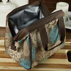 Small Thermal Cooler Lunch box Insulated Ice pack storage insulation handbag